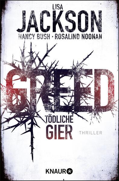 Greed - Tödliche Gier als Taschenbuch