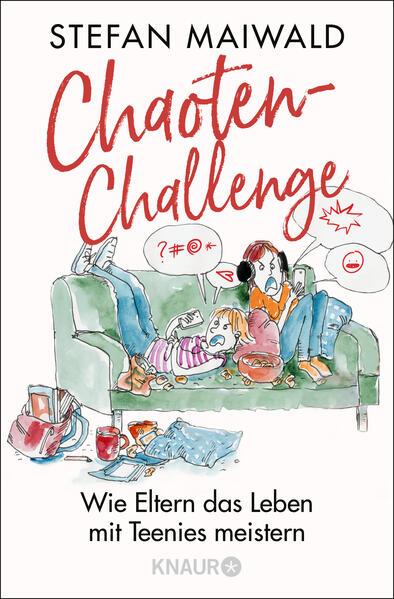Chaoten-Challenge als Taschenbuch