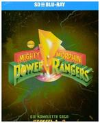 Power Rangers - Mighty Morphin (Komplette Serie) (SD on Blu-ray)