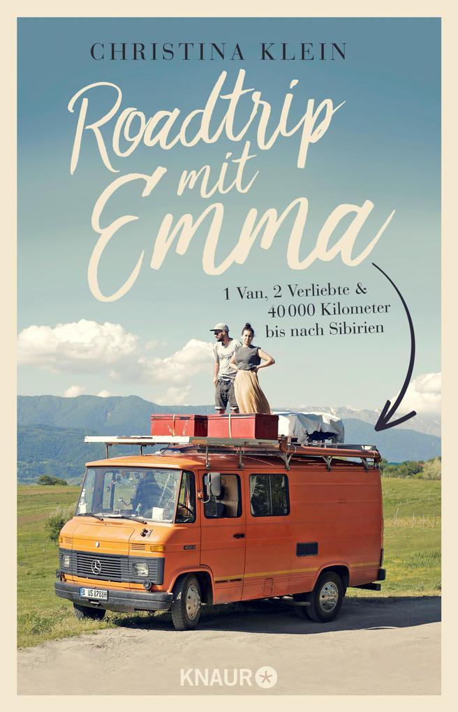 Roadtrip mit Emma als eBook