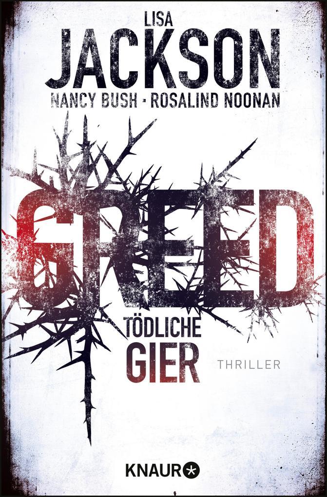 Greed - Tödliche Gier als eBook