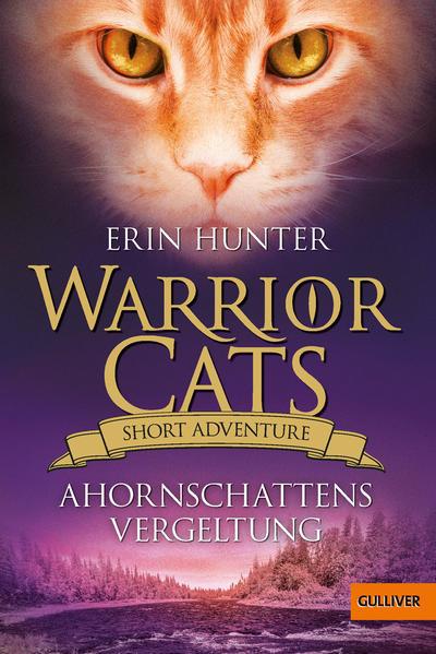 Warrior Cats - Short Adventure - Ahornschattens Vergeltung als Taschenbuch