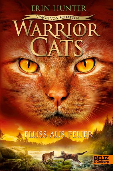 Warrior Cats - Vision von Schatten. Fluss aus Feuer als Buch