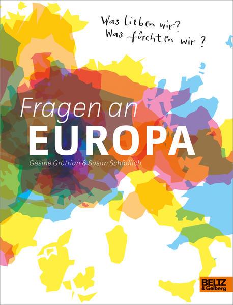 Fragen an Europa als Buch