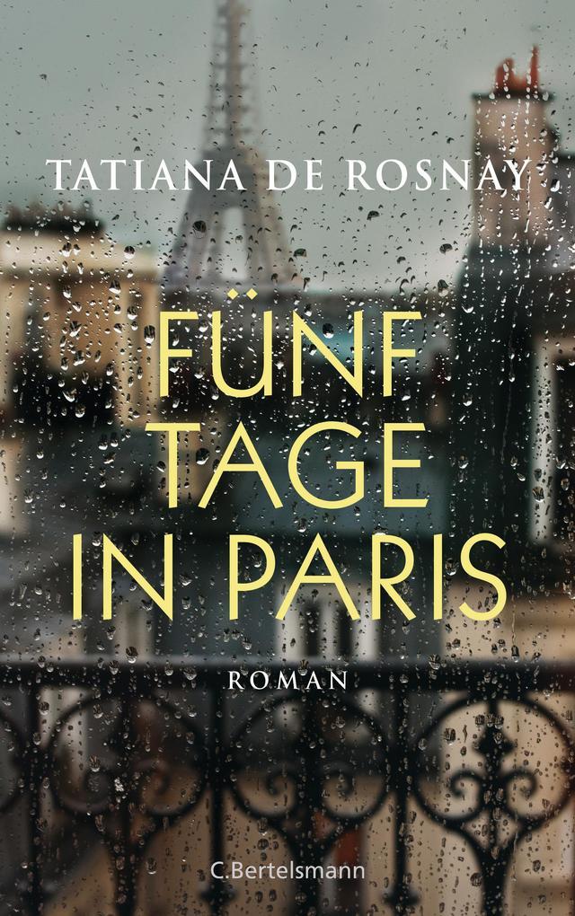 Fünf Tage in Paris als eBook