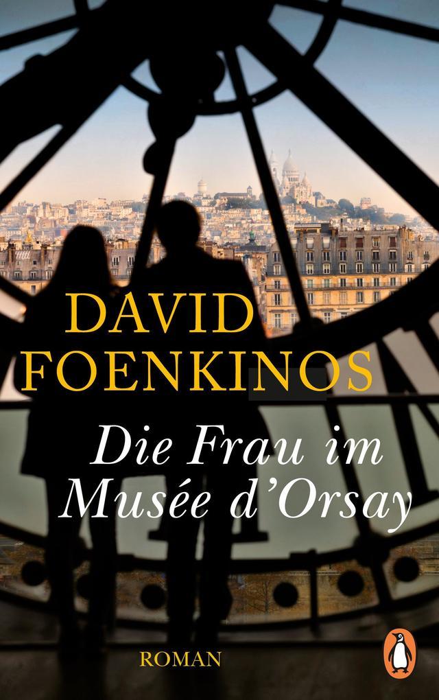 Die Frau im Musée d'Orsay als eBook