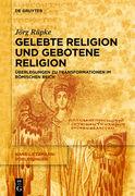 Religiöse Transformationen im Römischen Reich