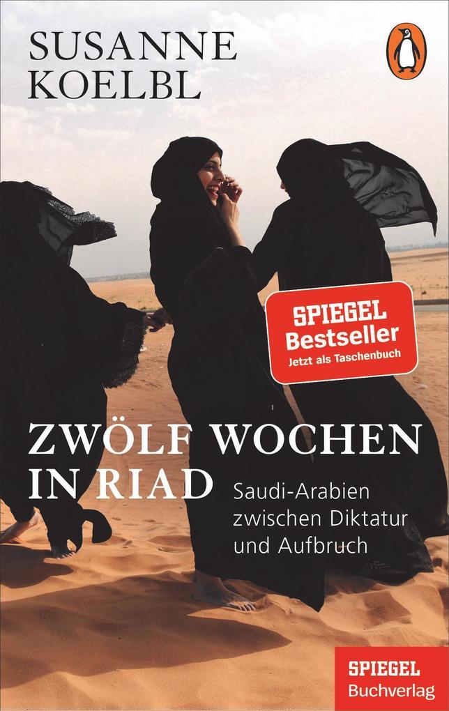 Zwölf Wochen in Riad als eBook