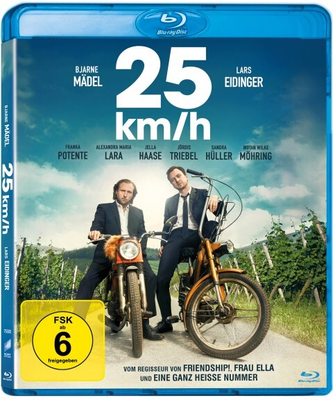 25 km/h als DVD