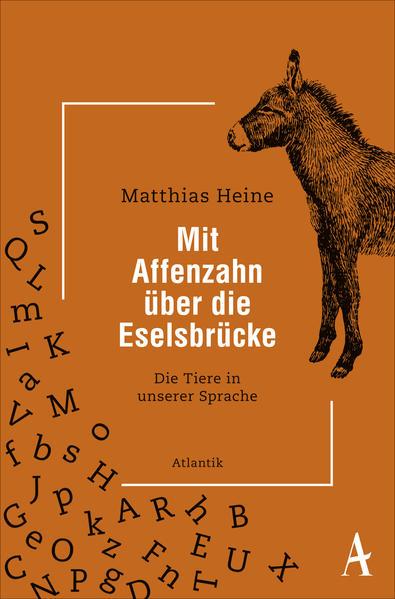 Mit Affenzahn über die Eselsbrücke als Buch