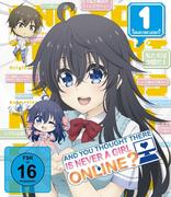 And you thought there is never a girl online? - Blu-ray 1