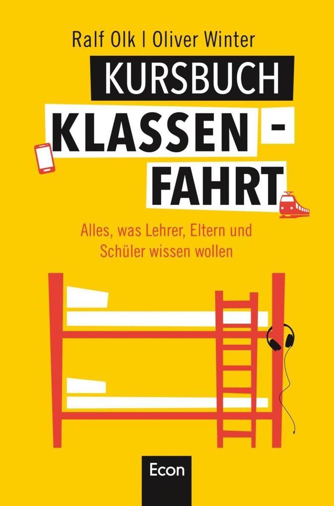Kursbuch Klassenfahrt als Buch