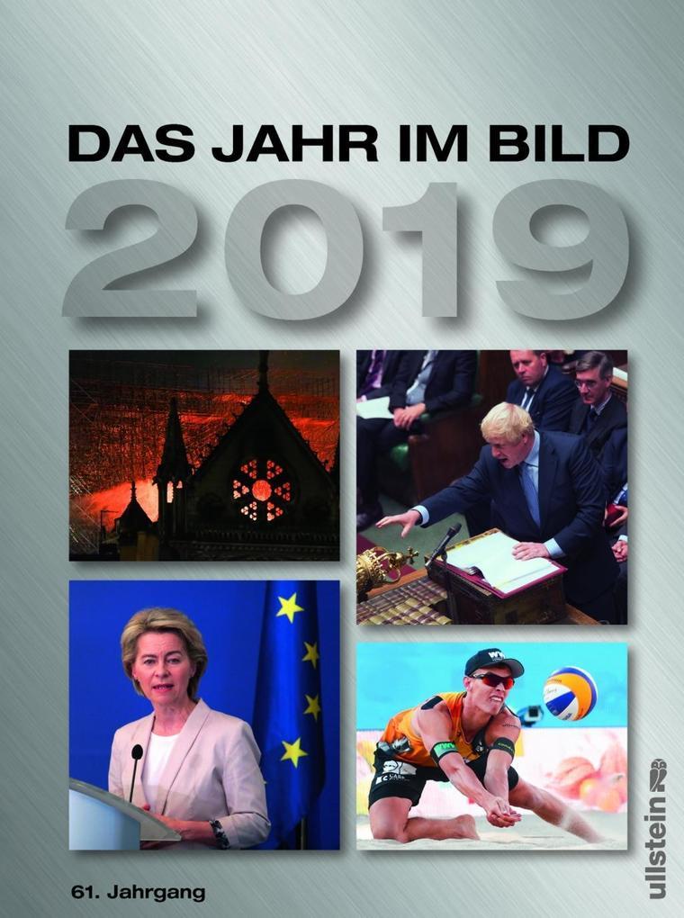 Das Jahr im Bild 2019 als Buch