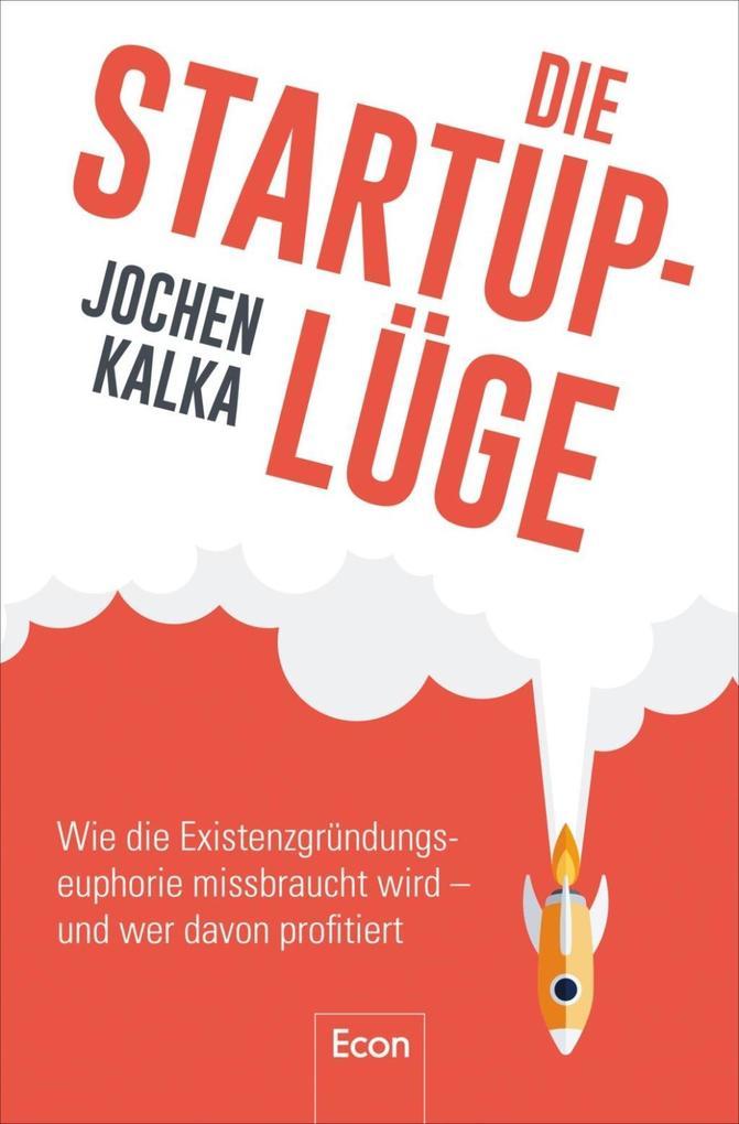 Die StartUp-Lüge als Buch
