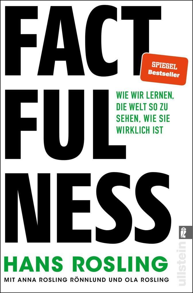 Factfulness als Taschenbuch