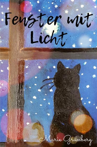 Fenster mit Licht als Buch