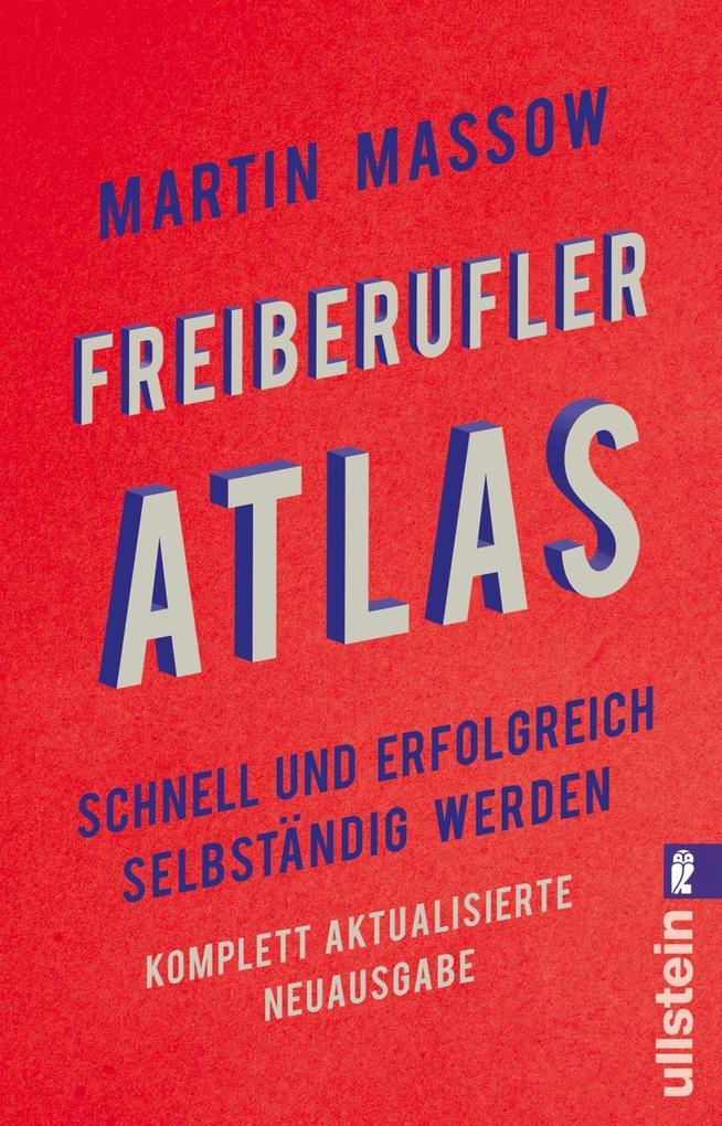 Freiberufler-Atlas als Taschenbuch