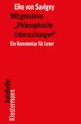 "Wittgensteins ""Philosophische Untersuchungen"""