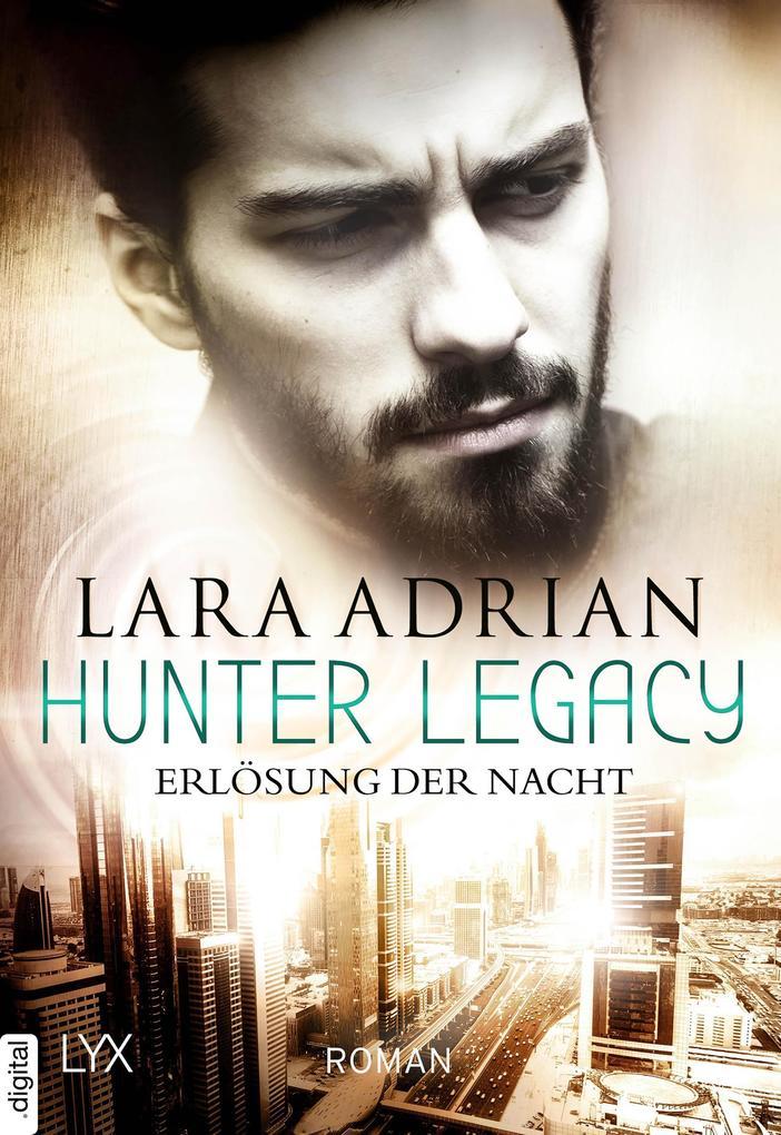 Hunter Legacy - Erlösung der Nacht als eBook