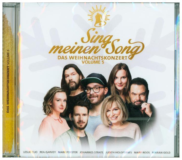 Sing meinen Song-DAS WEIHNACHTSKONZERT VOL.5 als CD