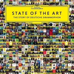State Of The Art: Vinyl+Buch (Deutsch/Englisch) als Vinyl