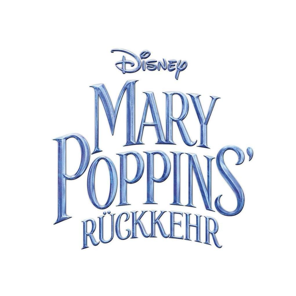 Mary Poppins' Rückkehr. Original Soundtrack als CD