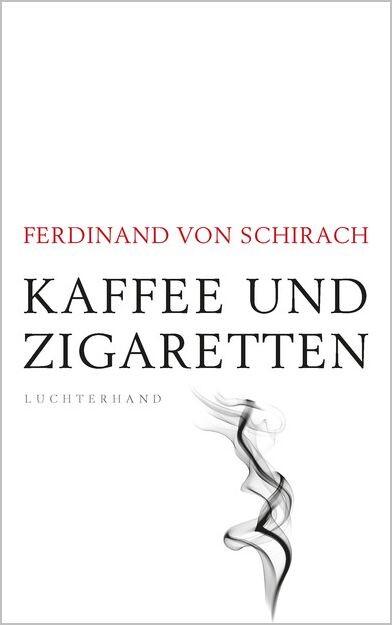Kaffee und Zigaretten als Buch
