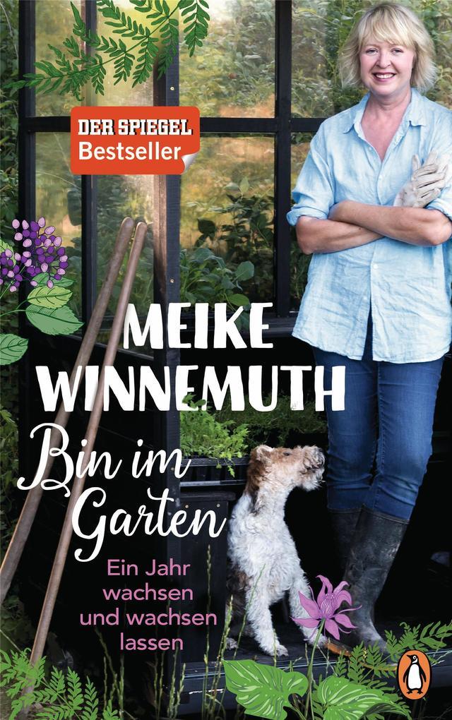 Bin im Garten als Buch