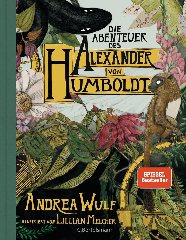 Die Abenteuer des Alexander von Humboldt als Buch