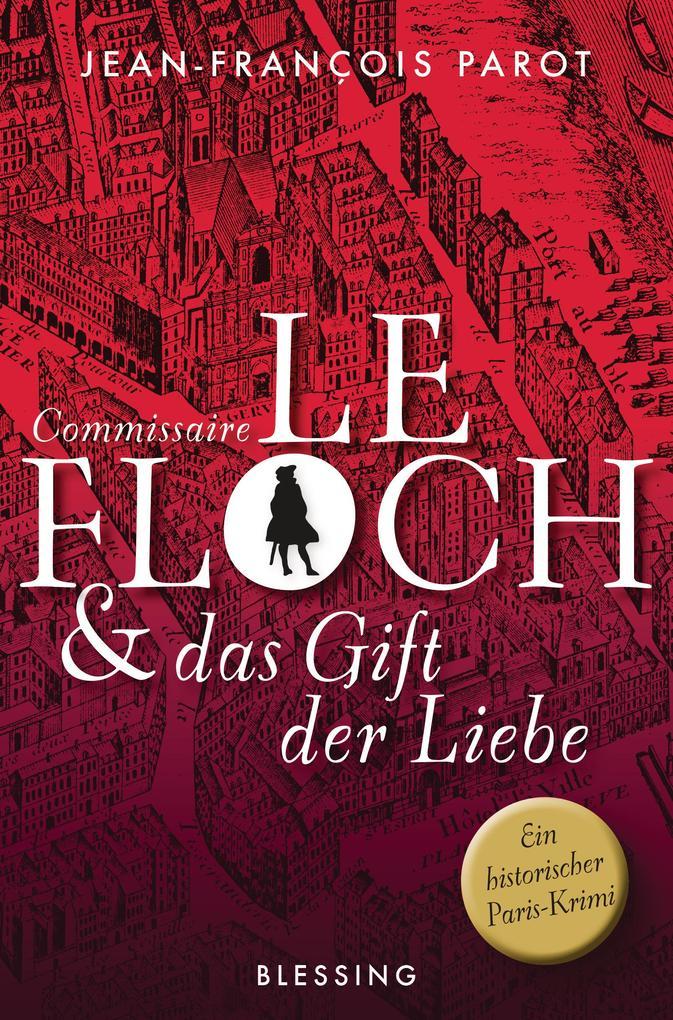 Commissaire Le Floch und das Gift der Liebe als Buch