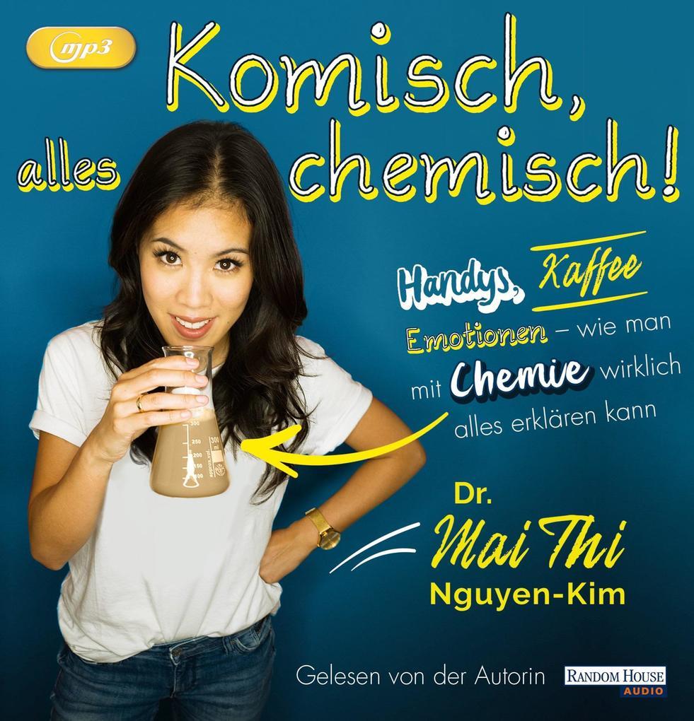 Komisch, alles chemisch als Hörbuch