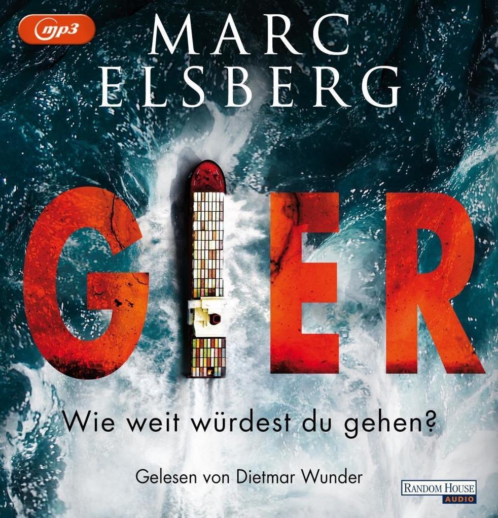 Elsberg, M: GIER. als Hörbuch