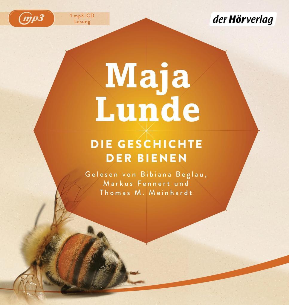 Die Geschichte der Bienen als Hörbuch