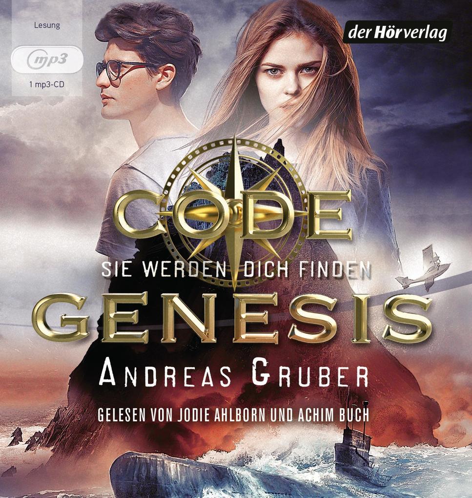 Image of Code Genesis - Sie werden dich finden