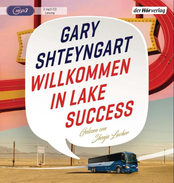 Willkommen in Lake Success als Hörbuch
