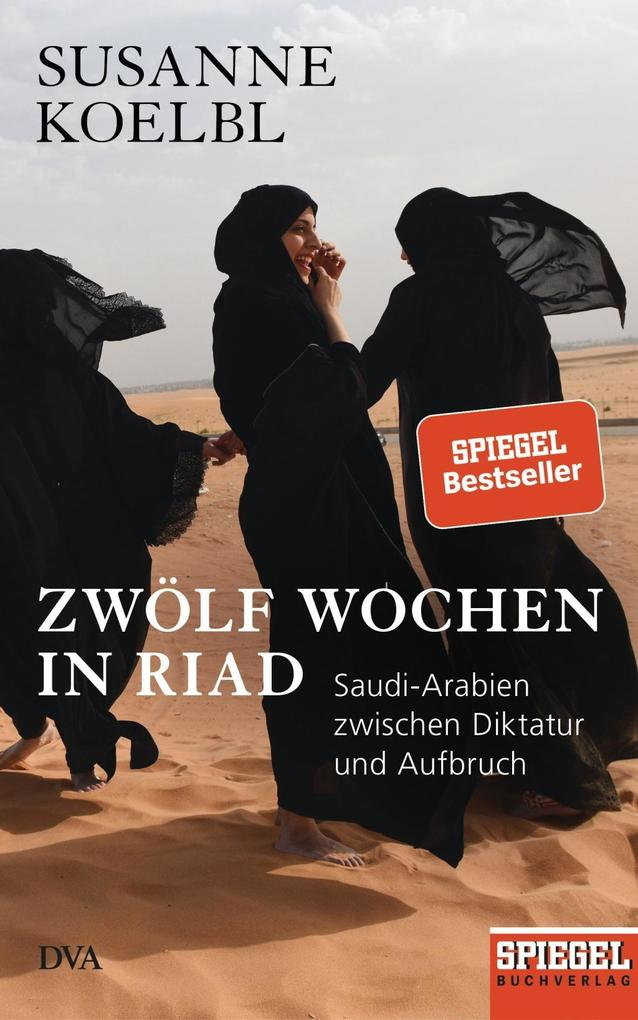 Zwölf Wochen in Riad als Buch