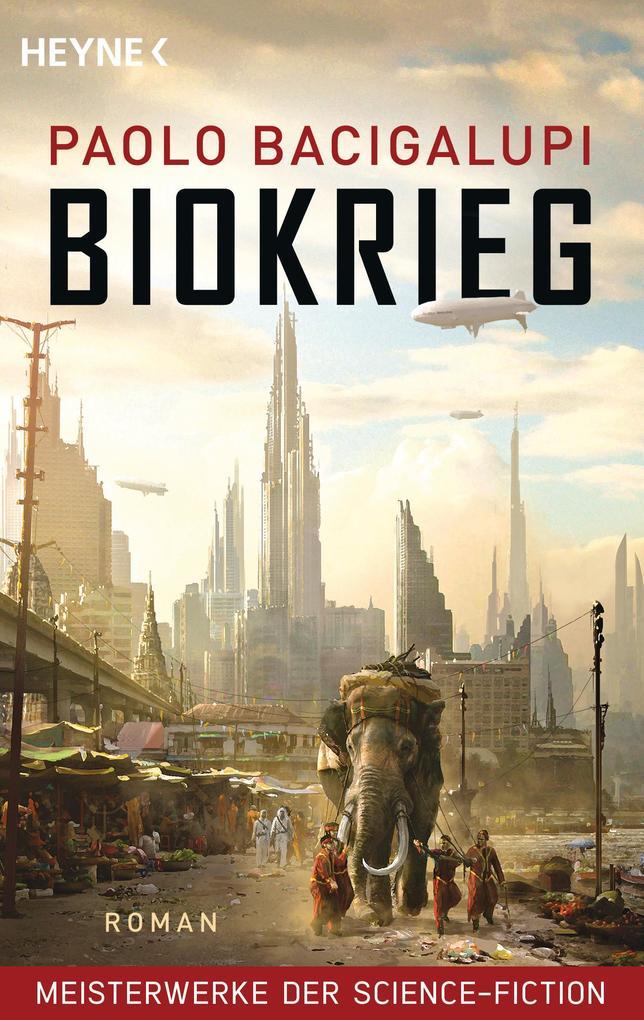 Biokrieg als Taschenbuch