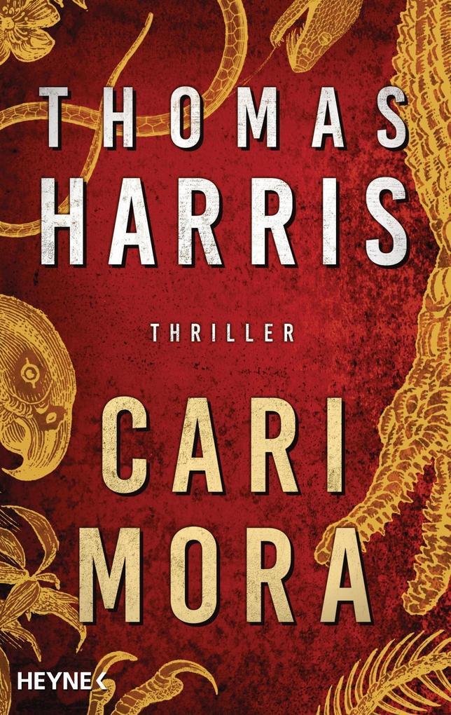 Cari Mora als Buch