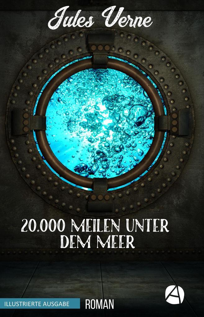 20000 Meilen unter dem Meer als eBook