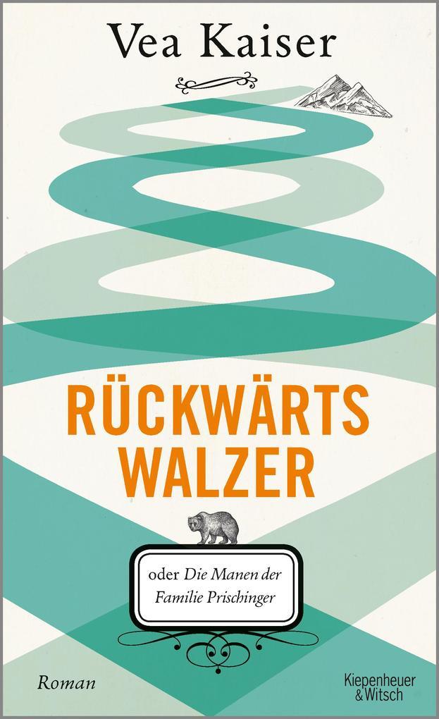 Rückwärtswalzer als Buch