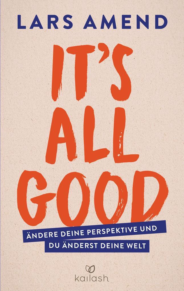 It's All Good als Buch
