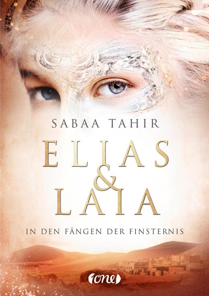 Elias & Laia - In den Fängen der Finsternis als Buch (gebunden)