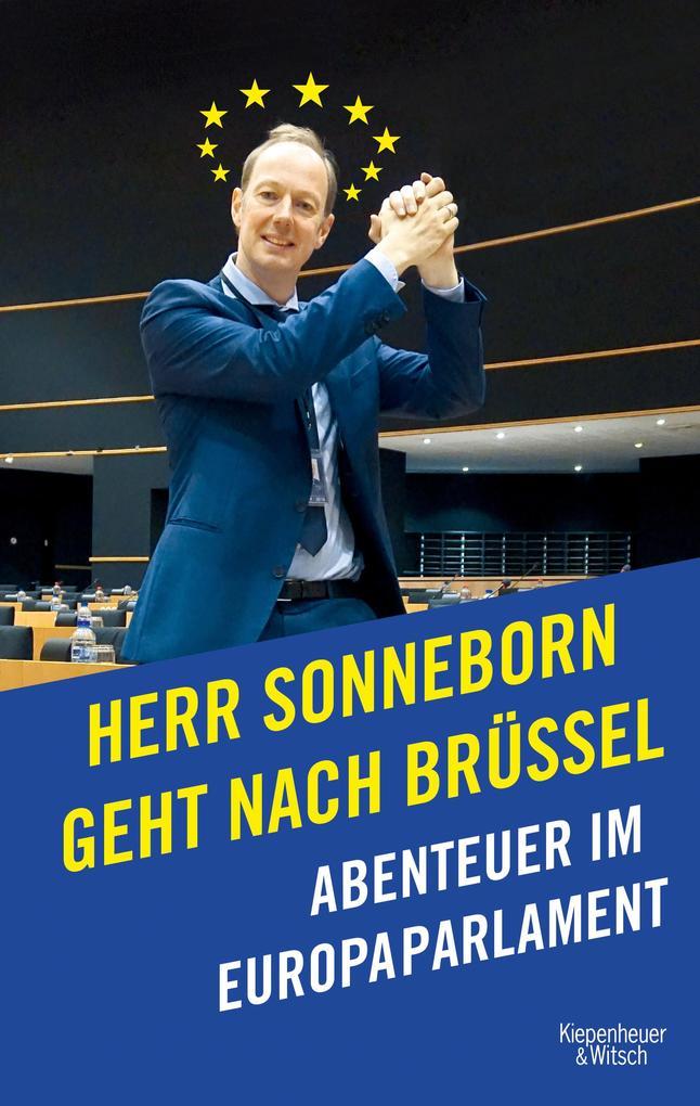 Herr Sonneborn geht nach Brüssel als Buch