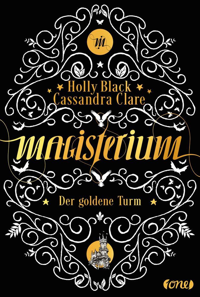 Magisterium 05 Der goldene Turm als Buch