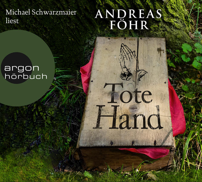 Tote Hand als Hörbuch