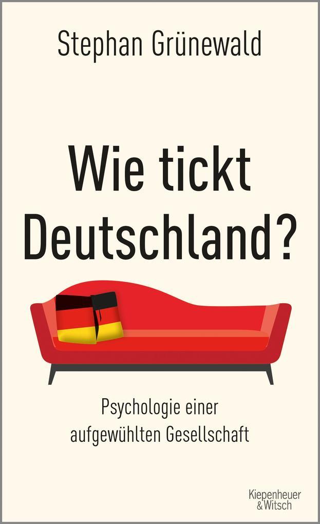 Wie tickt Deutschland? als Buch