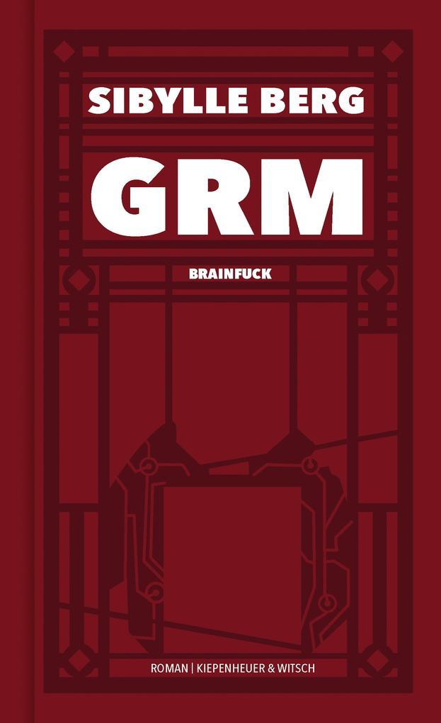 GRM als Buch