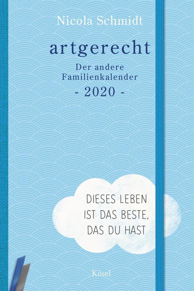 artgerecht - Der andere Familienkalender 2020 als Kalender