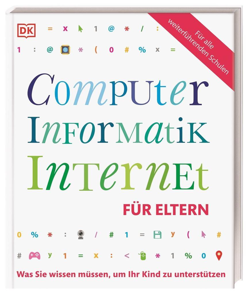 Computer, Informatik, Internet für Eltern als Taschenbuch