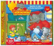 Benjamin Blümchen 141. Nachts in der Erfinderwerkstatt